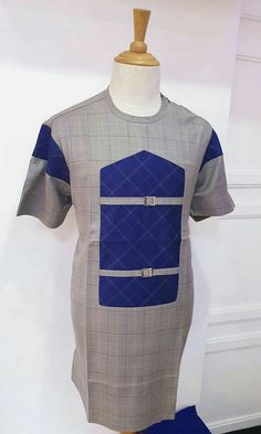 African Wear Styles For Men, African Shirts For Men, African Attire For Men, African Wear Dresses, African Clothing For Men, Nigerian Outfits, Nigerian Men Fashion, African Fashion Ankara, Latest African Fashion Dresses