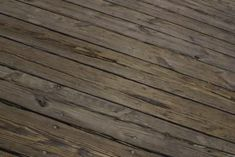 Power washing and sanding will restore an old deck surface. #outdoorwood