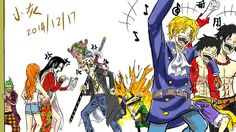 """d-a-i-k-i-a: """" One Piece 2014 Popularity Poll """""""