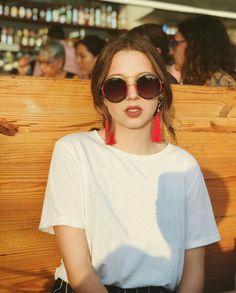 Cat Eye Sunglasses, Sunglasses Women, Eyes, Outfits, Fashion, Narnia Wardrobe, Musica, Happiness, Display