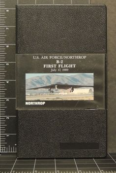 B-2 Jet Fighter Bomber U.S. Air Force Northrop First Flight VHS Military History