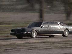 1981 Imperial ASC Limousine