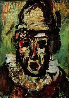 Georges Rouault: Poem 'Rouault' by David Harsent.