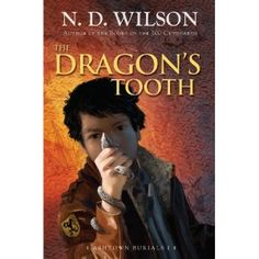 Dragon's Tooth  For two years, Cyrus and Antigone Smith have run a sagging roadside motel with their older brother, Daniel. Nothing ever seems to happen. Then a strange old man with bone tattoos arrives, demanding a specific room.    Less than 24 hours later, the old man is dead. The motel has burned, and Daniel is missing. And Cyrus and Antigone are kneeling in a crowded hall, swearing an oath to an order of explorers who have long served as caretakers of the world's secrets, keepers of pow...