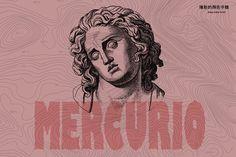 Mercurio SVG Font by