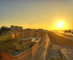 Sunset at cafe del mar, Priceless moment at Cartegena de Indias