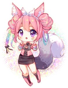 [+Video] Commission - Mafi by Hyanna-Natsu.deviantart.com on @DeviantArt