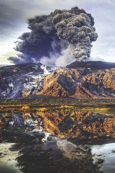 wnderlst: Eyjafjallajökull, Iceland | Garðar Ólafsson