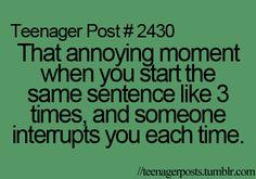 happens more often than it should