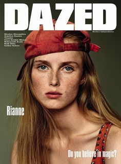 DAZED The Winter Issue by Collier Schorr