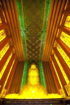 Paramount Theatre Lobby