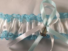 Garter Blue / White Hen Prom Wedding Little Boat Charm Handmade Uk   | eBay