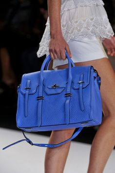 Rebecca Minkoff Spring 2014...I have 2 RM bags and am eyeing #3