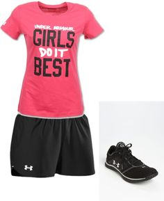 Girls Do It Best, created by hannah-king-1 on Polyvore