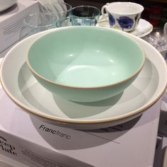 Deep plate set by franc franc