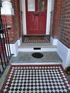 Tile Paths - London Paving Company Patio and Paving Design and Installation London