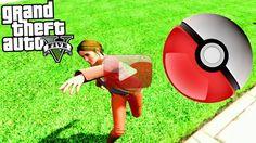 POKEMON GO MOD (GTA 5 Mod Komik Anlar): Komik kategorisinde farklı bir video ile karşınızda POKEMON GO MOD (GTA 5 Mod Komik Anlar).… #Komik
