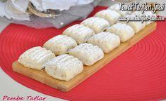 10 Minuets : How to make Sesame Flour Cookie No Flour Cookies, Recipe Sites, Powdered Sugar, Tiramisu, Diet Recipes, Roast, Food And Drink, Tray, Cheese
