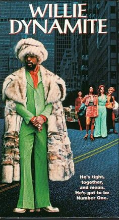 Willie Dynamite starring Roscoe Orman, Diana Sands, Thalmus Rasulala, and Joyce Walker. The eponymous Willie Dynamite is a pimp in NYC who strives to be number one in the city. He knows what time it is. Hip Hop Americano, African American Movies, Old School Movies, Looks Hip Hop, Arte Hip Hop, Plus Tv, Vintage Black Glamour, Mode Vintage, Vintage Movies