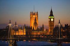 """Me apaixonei por Londres, quando assisti o filme """"If Only"""" (Antes que termine o dia)."""