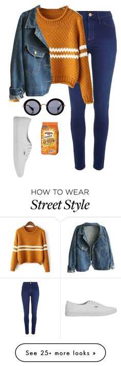 """""""We're just kids in love"""" by caro-medi-romero on Polyvore featuring River Island, Vans and Miu Miu"""