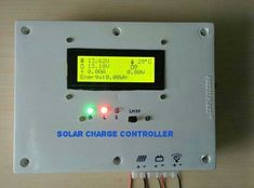 Arduino Solar Charge Controller (Version 2.0)