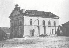 wieniawska synagoga Jewish History, My Kind Of Town, Vintage Photography, Pizza, Poland, Historia, Vintage Photos