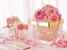 so baby pink and flirty looking!