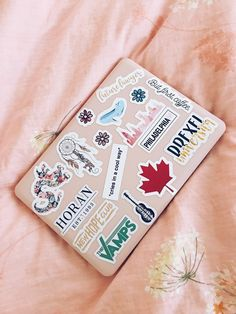 MadEDesigns is an independent artist creating amazing designs for great products such as t-shirts, stickers, posters, and phone cases. Apple Laptop Stickers, Macbook Air Stickers, Mac Stickers, Cute Stickers, Coque Mac, Macbook Laptop, Laptop Case, Sticker Bomb, Aesthetic Stickers