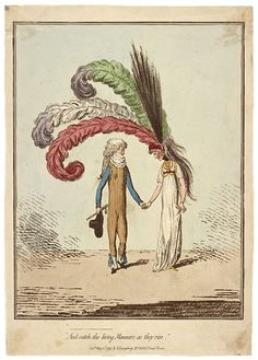 James Gillray   And Catch the Living Manners as They Rise   1794   The Morgan Library & Museum
