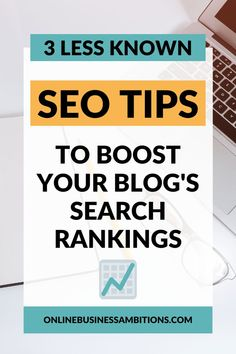 Read this case study to discover 3 SEO Tips that resulted in improved site rankings. Content Marketing, Online Marketing, Marketing Ideas, Business Marketing, Digital Marketing, Business Advice, Online Business, Solo Ads, Seo Tutorial