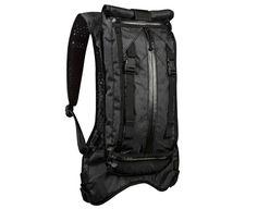 Mission Workshop/Acre Hauser 10L Hydration Pack Black with Camelbak 3 Liter Reservoir