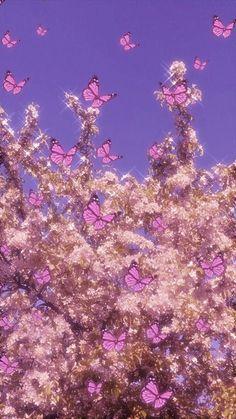 Flor Iphone Wallpaper, Look Wallpaper, Butterfly Wallpaper Iphone, Iphone Wallpaper Tumblr Aesthetic, Cute Patterns Wallpaper, Iphone Background Wallpaper, Aesthetic Pastel Wallpaper, Aesthetic Backgrounds, Aesthetic Wallpapers