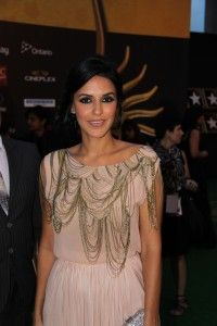 Neha Dupia is lovely at IIFA 2011. Photo: Jugni Style