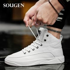 8ff5969835e0 Mens Sport Shoe Casual Male Leather Footwear Luxury Brand Walking Adult  Fashion Price  1990.50  amp