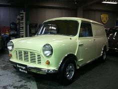 Mini panel wagon.