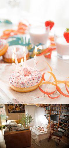 Birthday Strobist | By Vicco Gallo