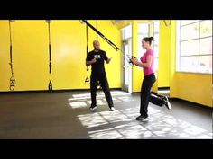 TRX has a page devoted just to endurance training. They have good information and plenty of videos on how to use the TRX bands for endurance training.