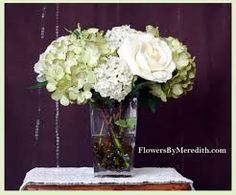 Wedding artificial floral arrangements with coffee filters flowers by meredith in union nj designs high quality custom silk flower arrangements in nj for weddings events home and businesses mightylinksfo