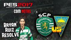 Sporting CP - Estoril Praia 6ªJornada Liga NOS 2016/17 Pro Evolution Soc...