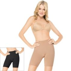 ASSETS+Red+Hot+Label+by+Spanx+Flipside+Firmers+Reversible+Mid-Thigh+Slimmer+1874