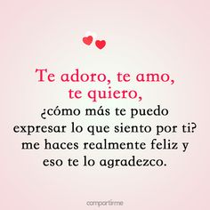 Romantic Love Quotes, Love Quotes For Him, Quotes To Live By, Love Phrases, Love Words, Amor Quotes, Life Quotes, Love In Spanish, I Am Just Kidding