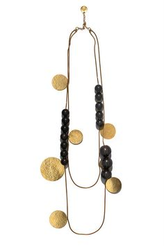 Herve Van der Straeten, Paris based designer. Gorgeous necklace!