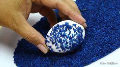 Uskršnja dekoracija: kako da ukrasite jaja šarenim pirinčem (FOTO) — Srećna hrana — Lovesensa.rs