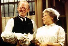 Hudson and Mrs. Bridges