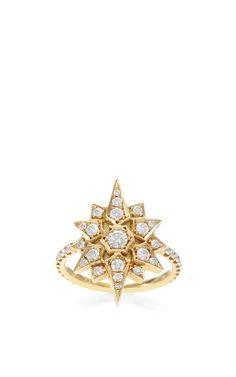 North Star Diamond Ring by Susan Foster for Preorder on Moda Operandi