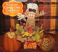 Scarecrow Candy Corn