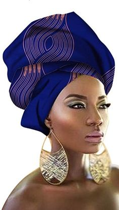 I absolutely love this Beautiful multicoloured Traditional African Head wrap. It looked super cute with my jeans and blazer and my formal dress. It really is versatile and perfect for all occasions. African Head Scarf, African Head Wraps, African Beauty, African Fashion, African Style, Doek Styles, Style Turban, African Natural Hairstyles, Head Band