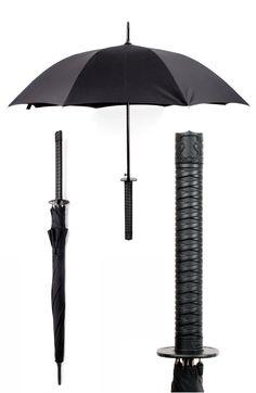 Samurai Katana Umbrella
