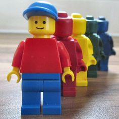 A Typical English Home: How to Make Lego Minifigure Crayons